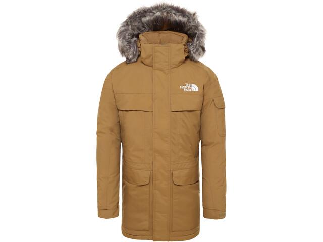 The North Face MCMurdo Jas Heren, british khaki